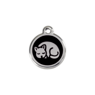 Kitten Pet Tag by Red Dingo