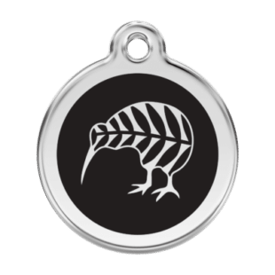 Kiwi Pet Tag by Red Dingo