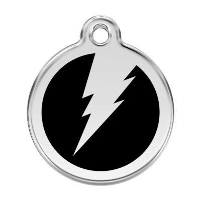 Flash Pet Tag by Red Dingo