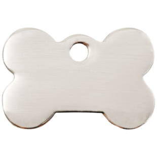 Bone ID Pet Tag