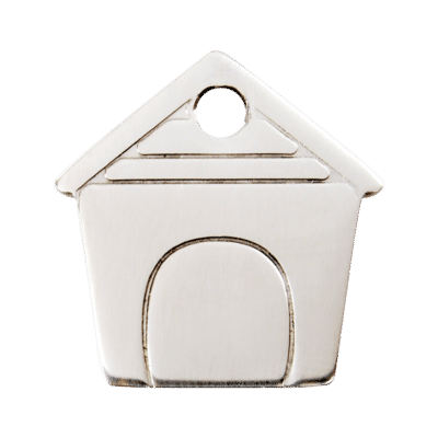 Dog House ID Pet Tag